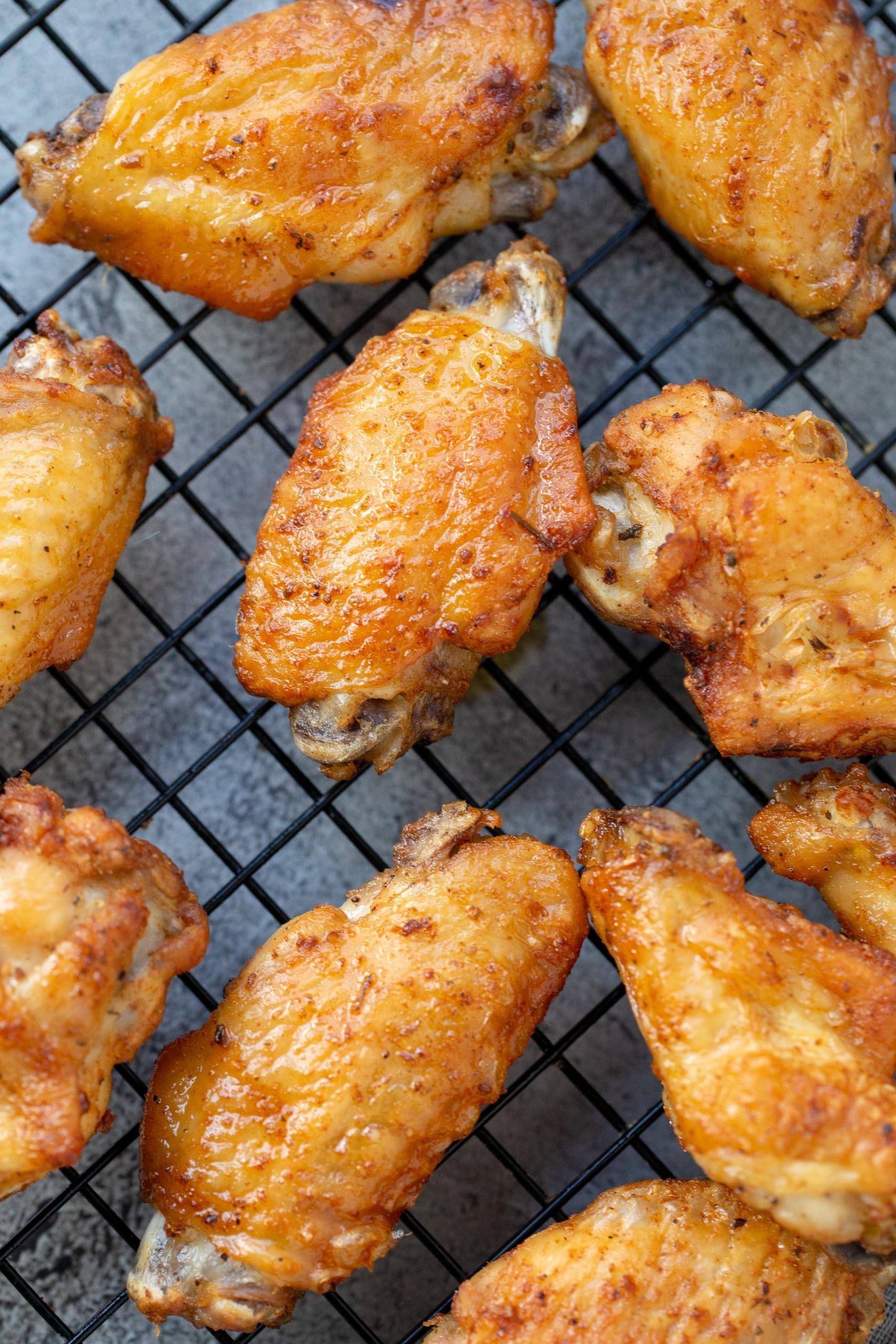 Easy air fryer chicken wings in 2020 air fryer recipes