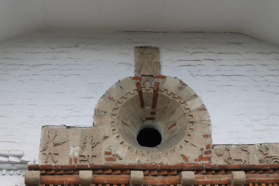 Catedral, ojo de buey