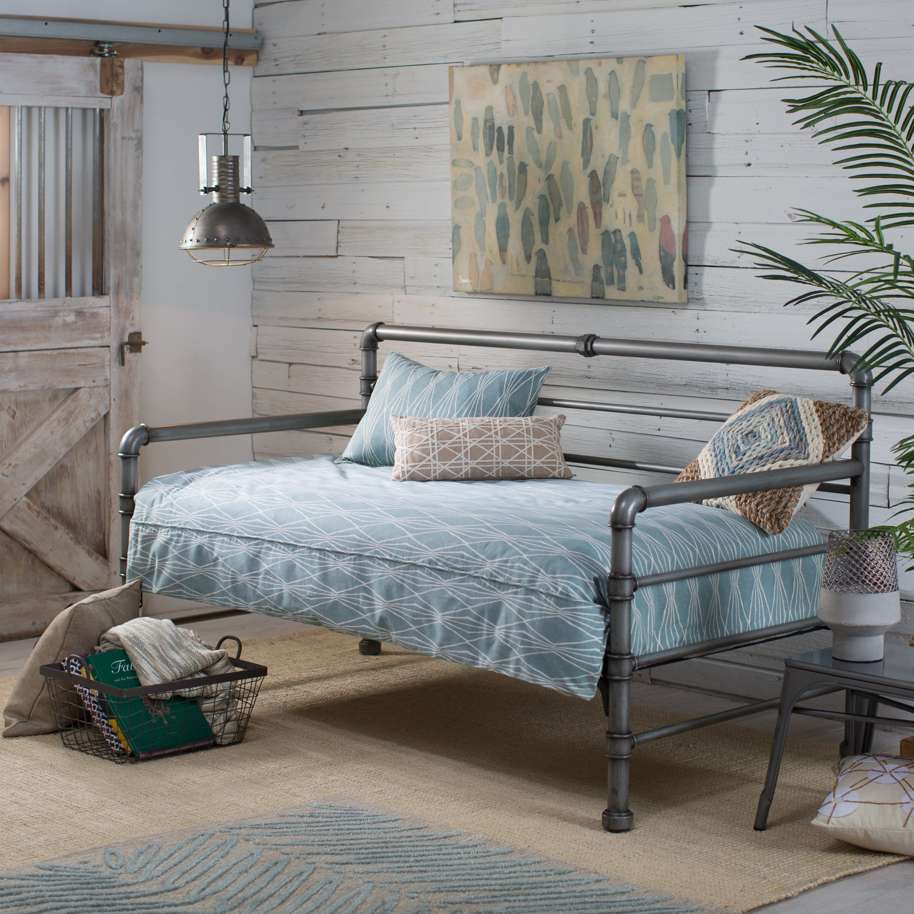 Belham Living Emerson Pipe Daybed Twin Day Bed Diy