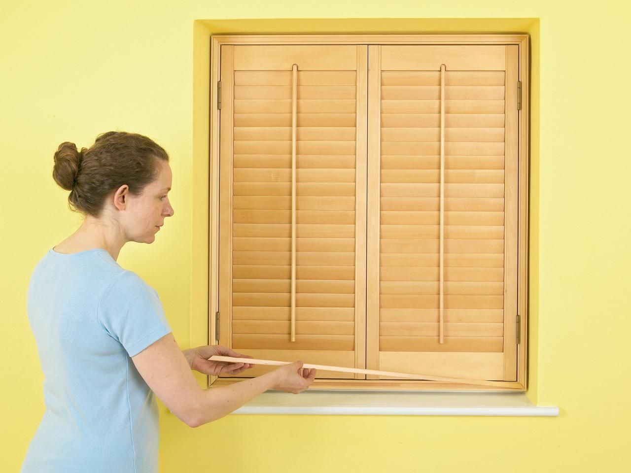 Superbe How To Install Interior Shutters
