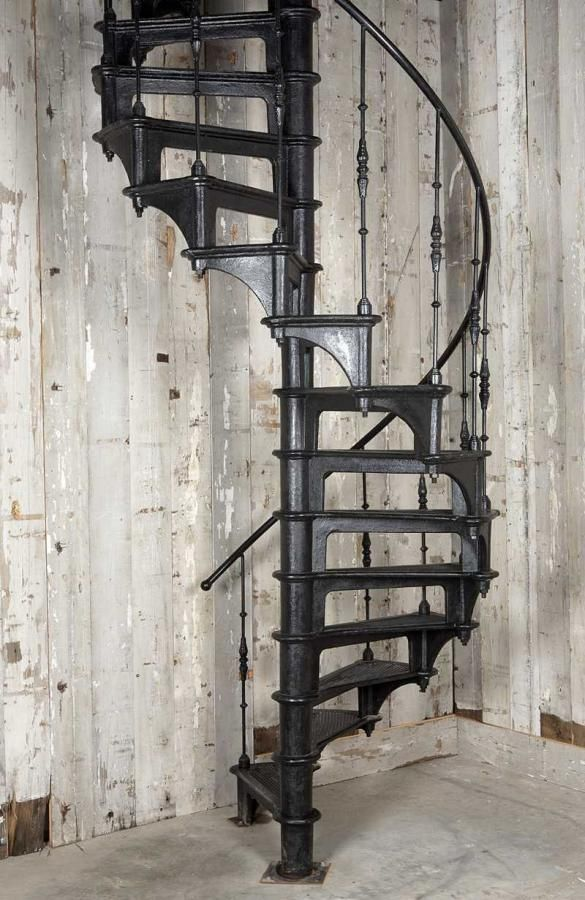 Best Hopefully With One Of These Spiral Staircase Metal 400 x 300