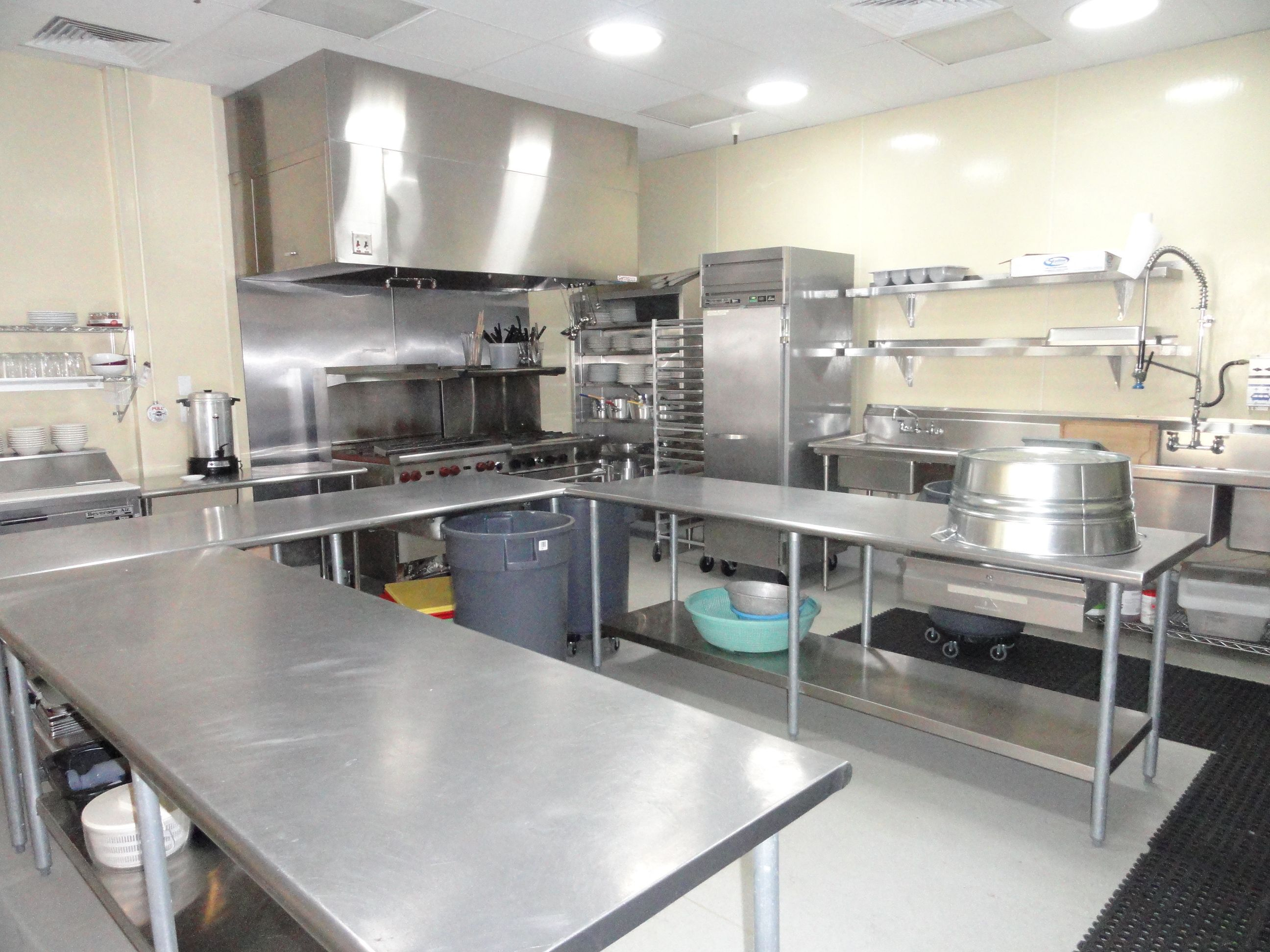 Small Commercial Kitchen Design Best