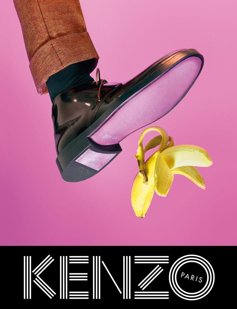 """Kenzo X Toilet Paper Magazine"" Fall 2013 Campaign"