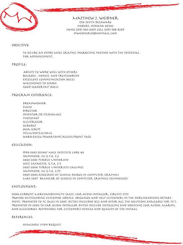 An eye-catching resume design Resume Ideas Pinterest Resume - eye catching resume