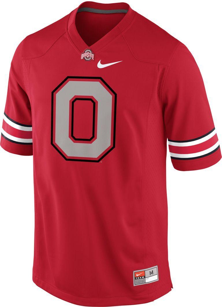 Nike Men s Ohio State Buckeyes Fashion Football Jersey - Sports Fan Shop By  Lids - Men - Macy s a5987fbaa