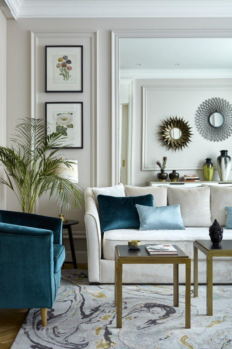 Latest Interior Design For Living Room: Exclusive Interview With Passionate Interior Designer