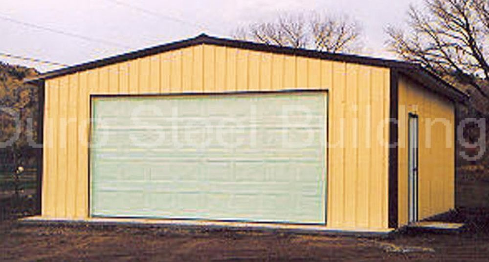 DuroBEAM Steel 30x36x12 Metal Building Prefab Kits DiRECT