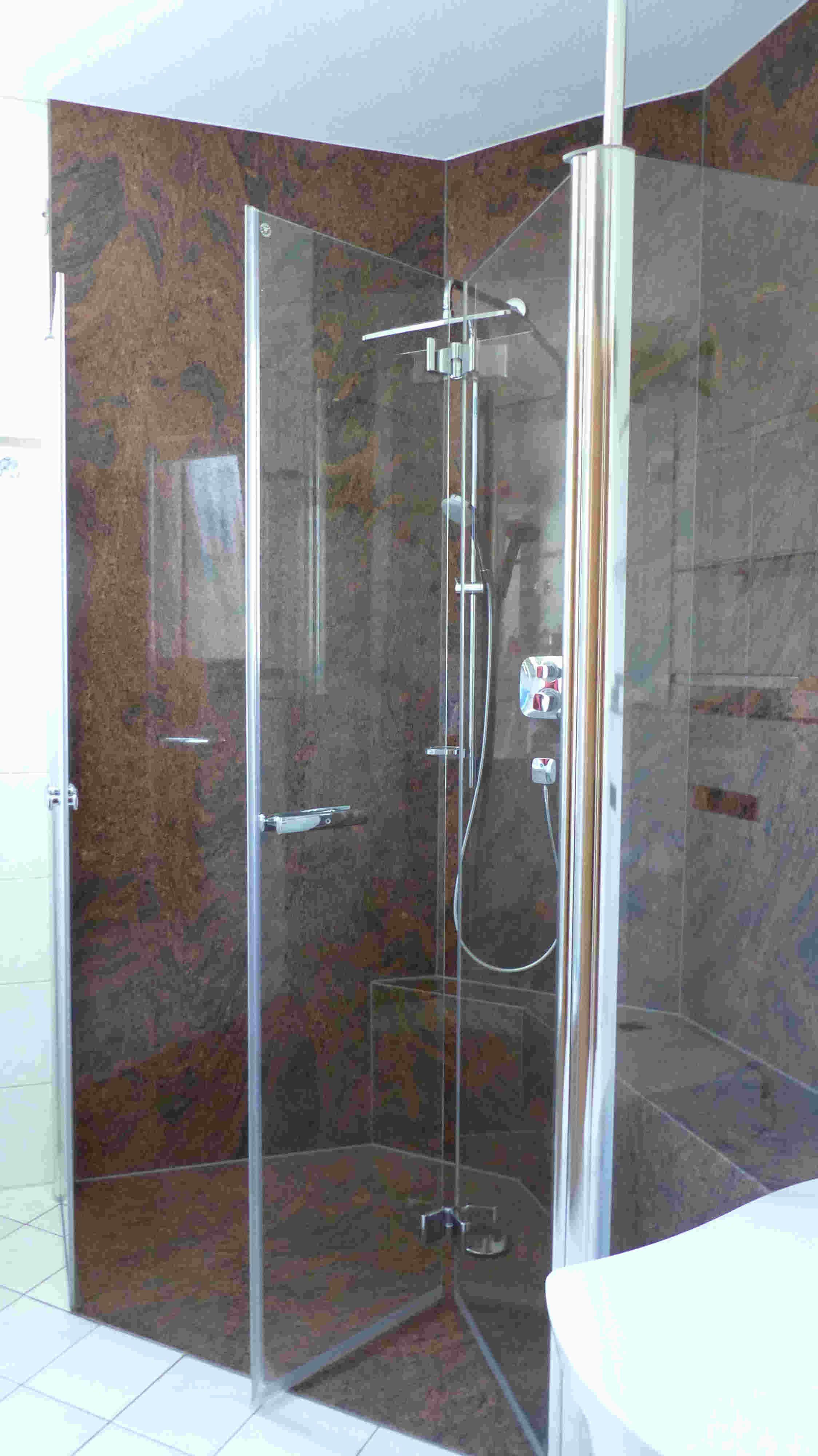 casafloor- natursteinsystem. bodengleiche dusche in, Wohnzimmer dekoo