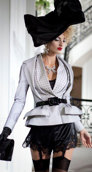 John Galliano for Christian Dior, Haute Couture 2009