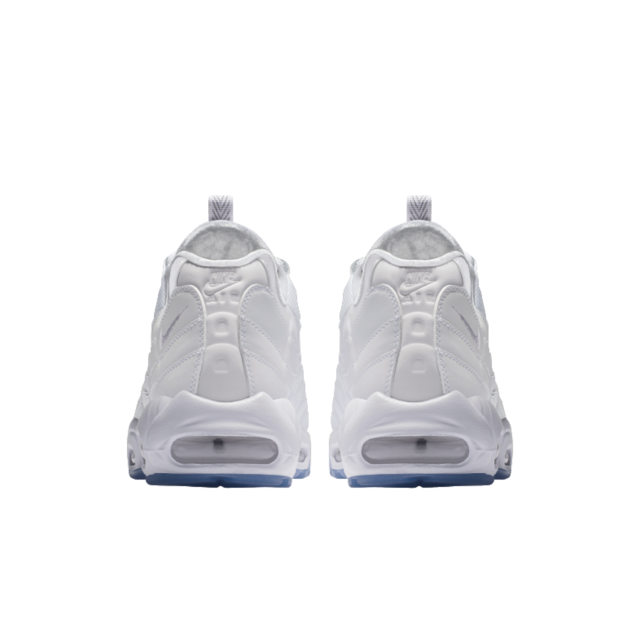 hot sale online 1ea92 459cf Nike Air Max 95 iD Winter White Shoe