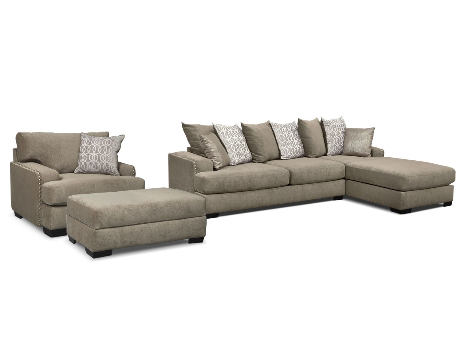 The Tempo Sectional Living Room Collection Living Room Collections Living Room Sectional Sectional Sofa