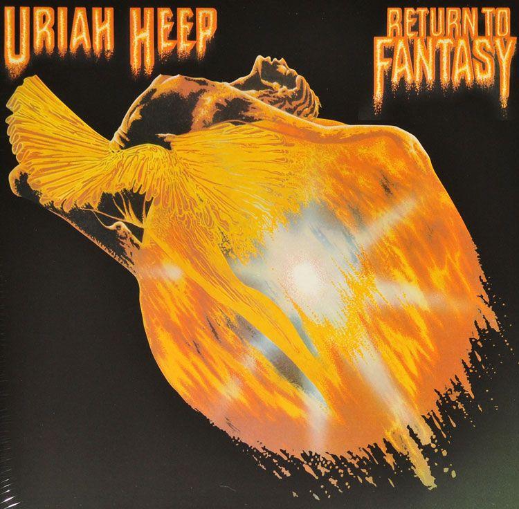 Uriah Heep, Return to Fantasy (3 78): Now, that's the Uriah