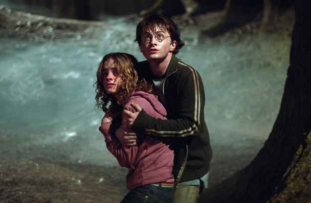 8 Movie Marathons On Tv To Fill Your Thanksgiving Weekend Harry Potter Universal Harry And Hermione Harry Potter Books