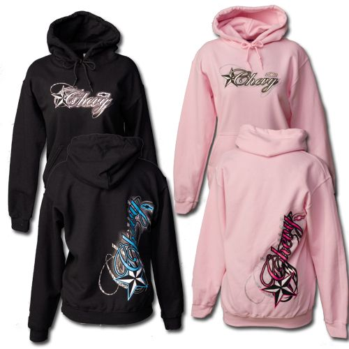 dc2d9bcd719 chevy hoodies for women