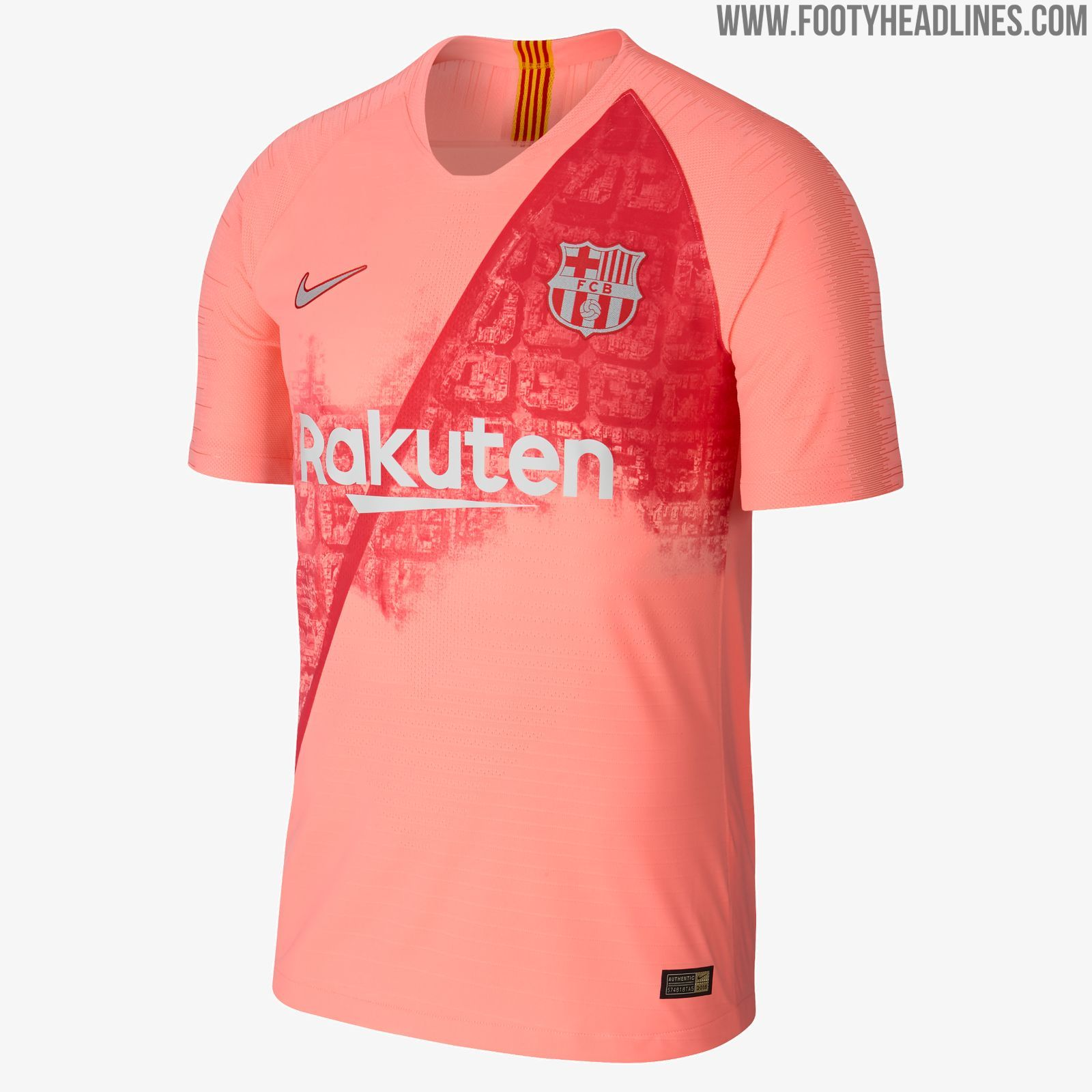 The new Nike 2018-2019 third jerseys for the brand s biggest clubs such as  Barcelona da19ec827