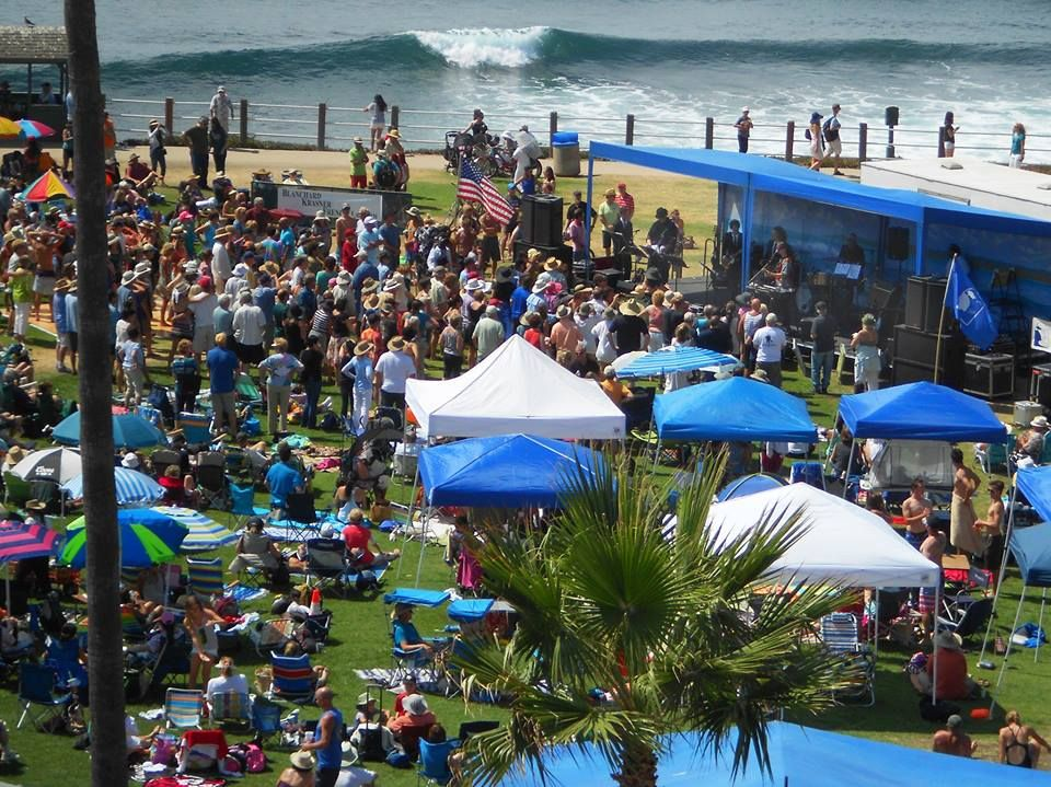While La Jolla can sometimes be a bit pricey, you don't need to spend a lot of money for a perfect date. Try taking them to a music fest for a totally free date, like La Jolla Concerts by the Sea! https://www.lajolla.com/article/9-free-date-spots-couples-la-jolla/