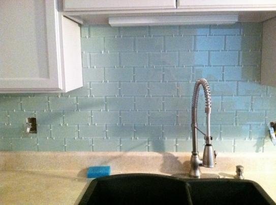 Jeffrey Court Morning Mist 3 In X 6 Gl Wall Tile 1pk 8pcs 1sf