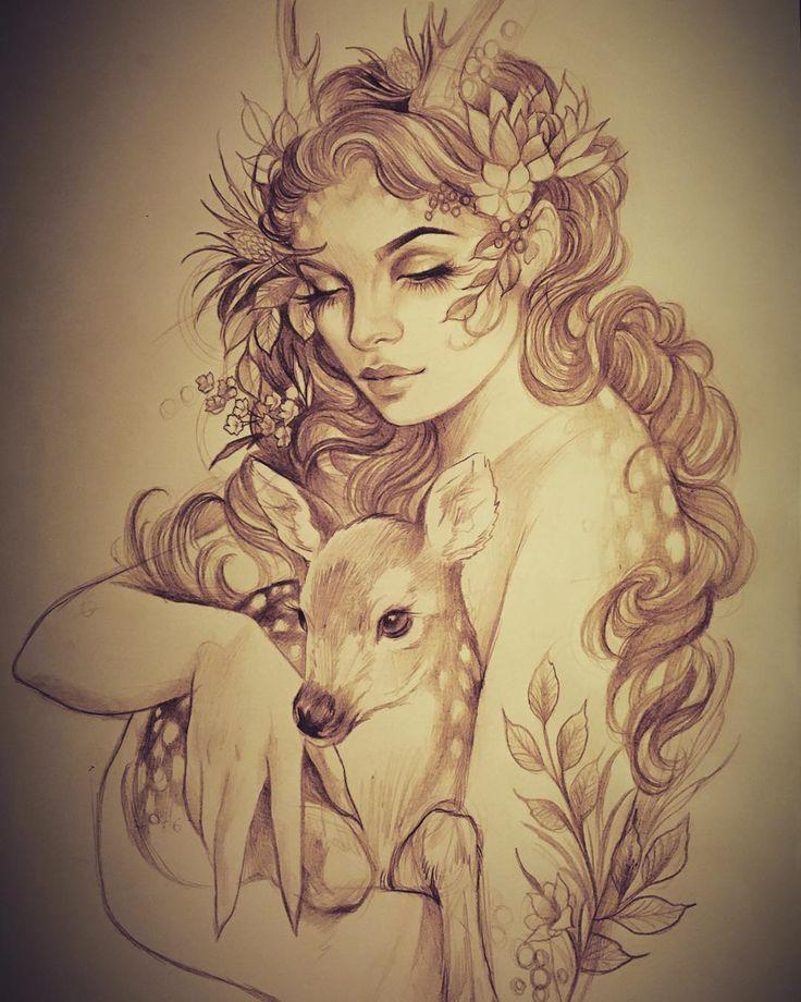 Photo of Jetez un oeil à la photo de Jillian Wefald1,126 Likes – Art – # ärt #da …