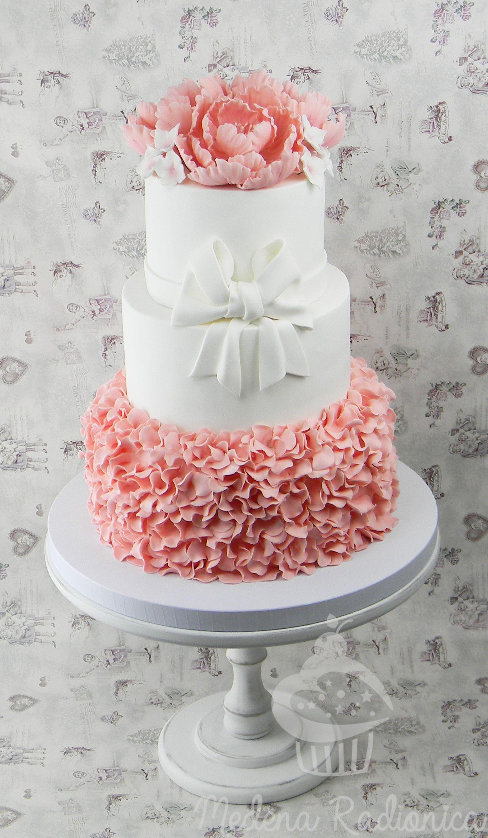 Wedding cake | Cakes | Pinterest | Wedding cake and Cake