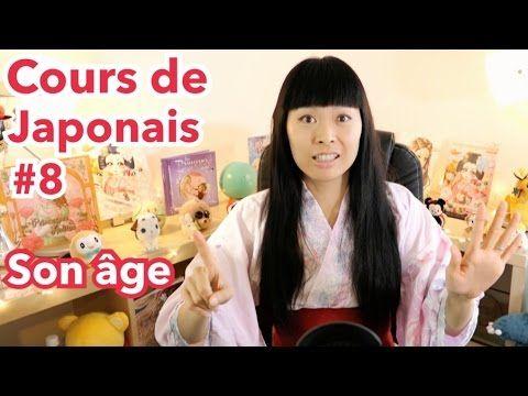 COURS DE JAPONAIS #8 | Donner son âge | Se présenter #2 - from #rosalys at www.rosalys.net - work licensed under Creative Commons Attribution-Noncommercial