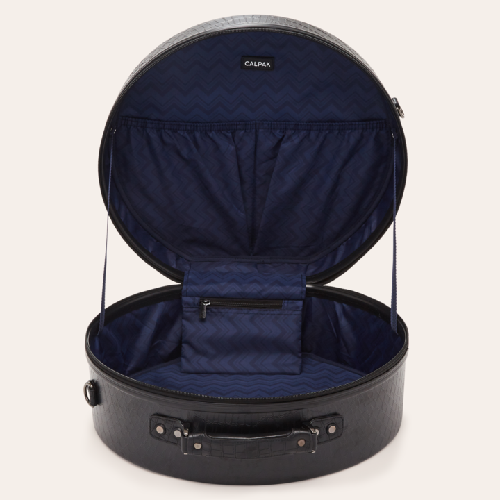 Baye Medium Hat Box In 2020 Hat Box Retro Bags Bag Accessories