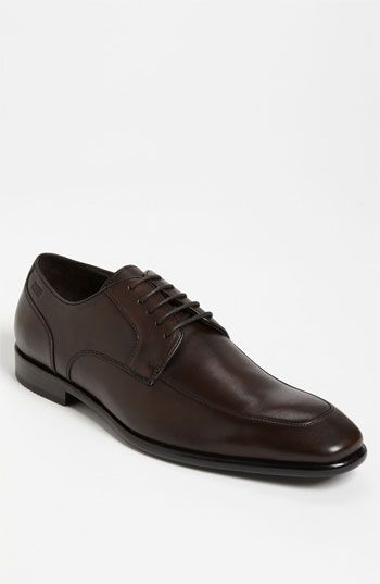 bddd597b9d2 BOSS Black  Mettor  Apron Toe Derby available at  Nordstrom