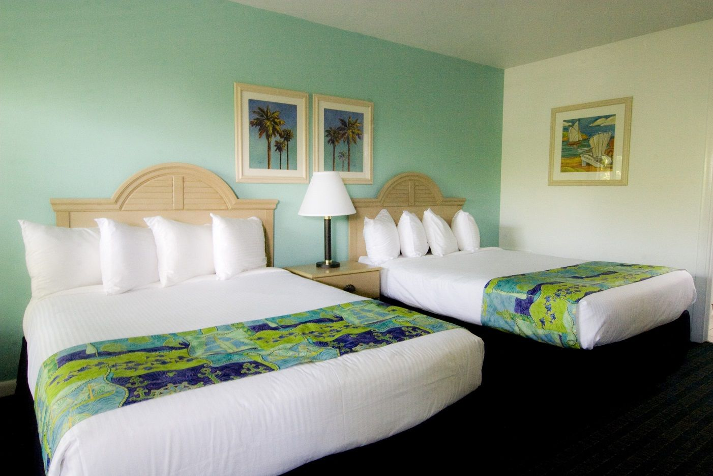 Bon Aire Resort St. Pete Beach Hotels room, Room, Hotel