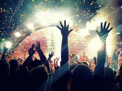 festival handen