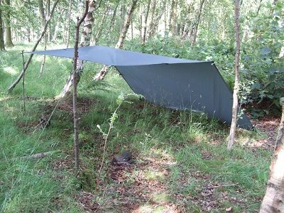 3 Tarp Shelter Designs to Know and Trust & 3 Tarp Shelter Designs to Know and Trust | Survival Camping and ...