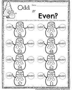 1st Grade December Math and Literacy Worksheets | Worksheets, Math ...
