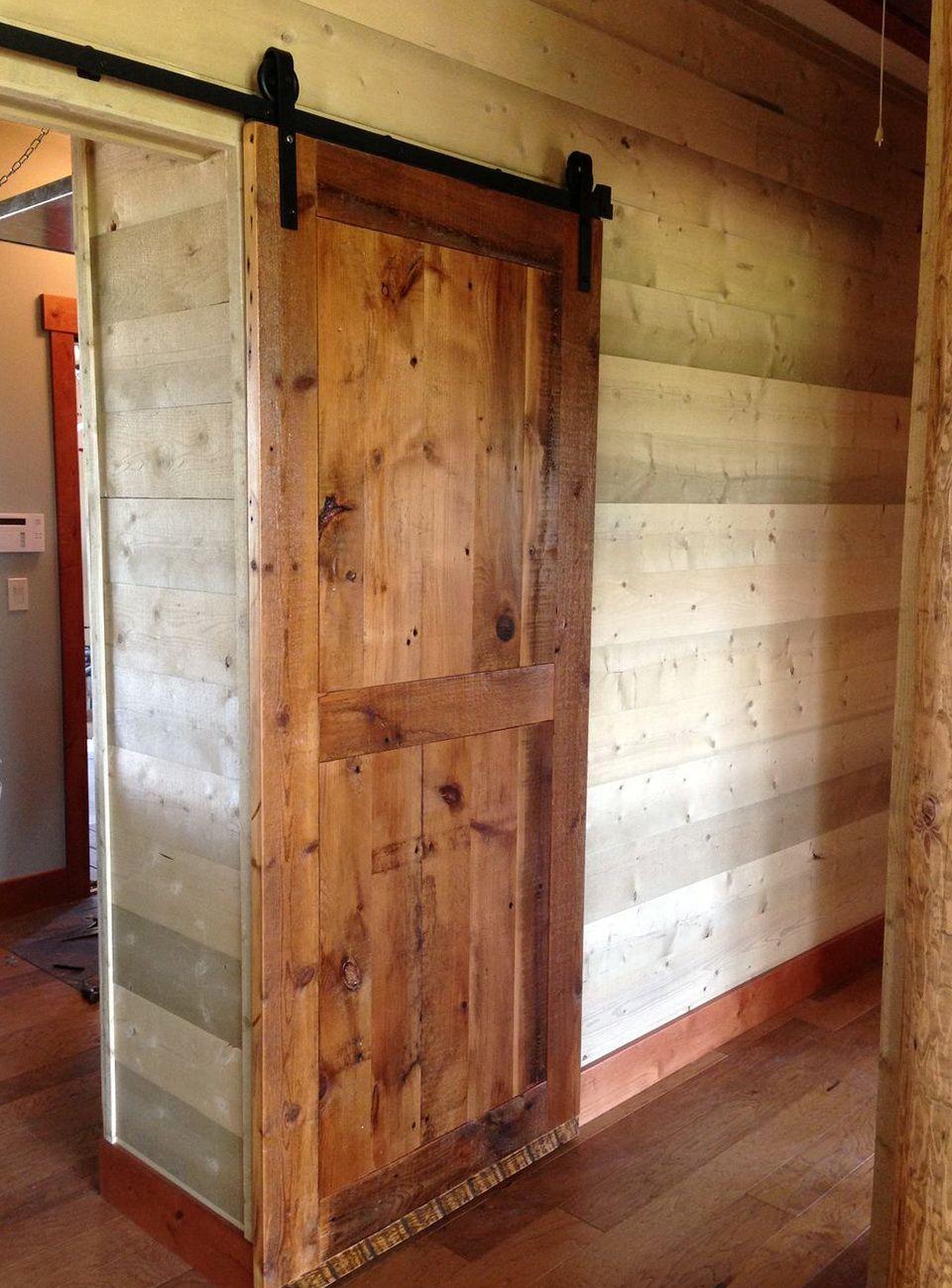 Rustic Closet Door Ideas Www Topsimages Com