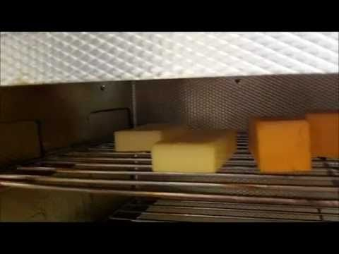 How To Make Smoked Cheddar Cheese In A Big Chief Electric Smoker
