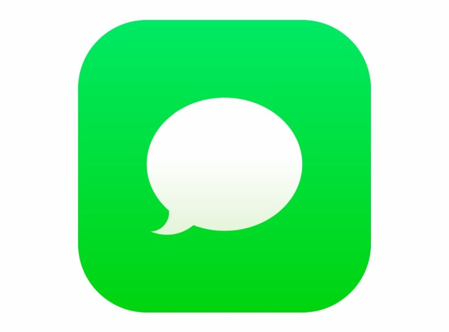 Iphone Message Icon Vector Transparent Png Image For Free Download Explore More High Quality Free Png Images On T Text Message Icon Free Text Message Messages