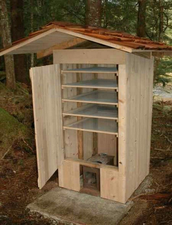 smoking meats can be done in many ways if you want to have something on your property that can do the job then consider using a few diy smokehouse ideas - Meat Smokehouse Plans