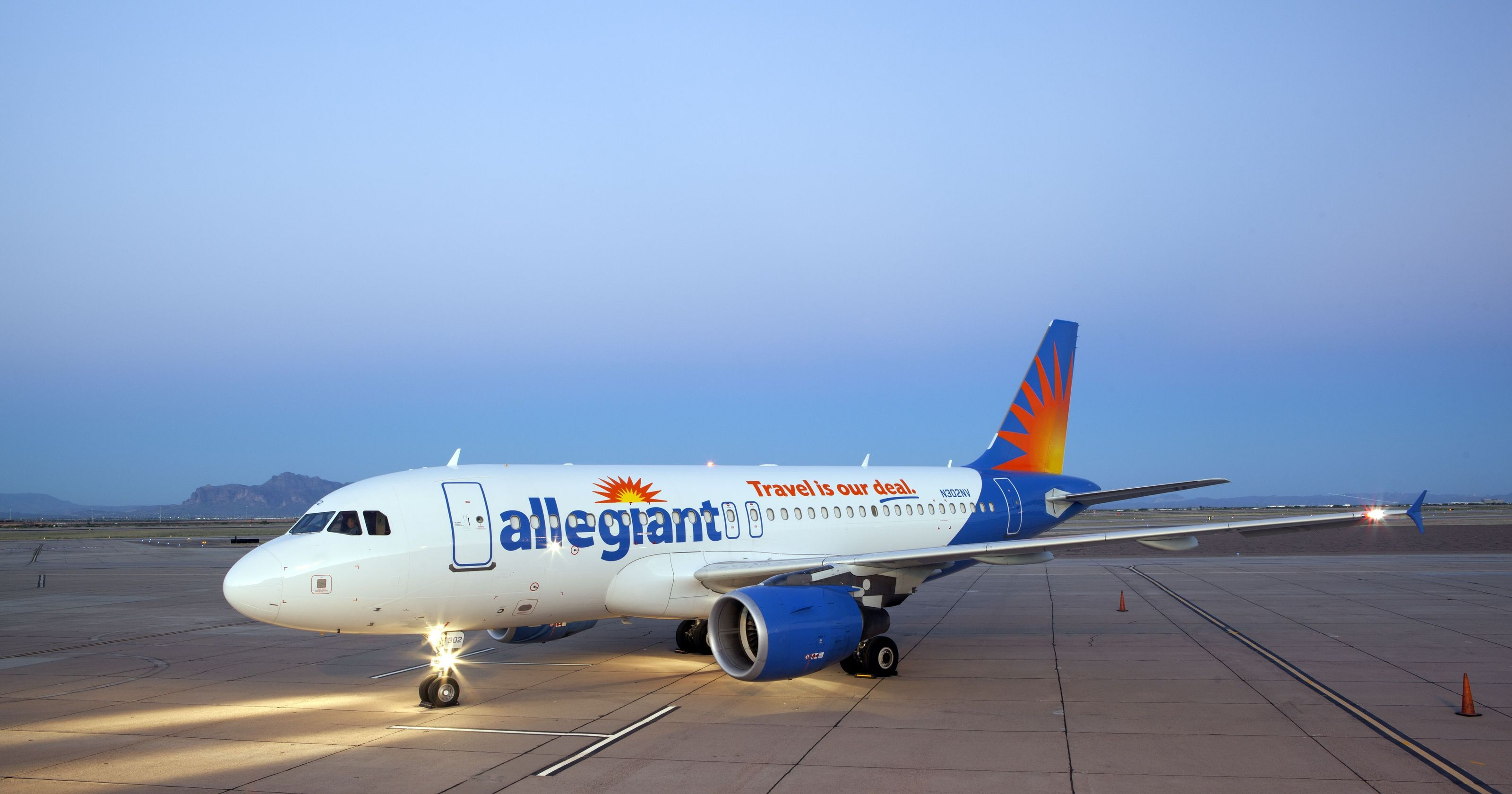 Pin by Mint Fares on FLIGHT NEWS Allegiant air
