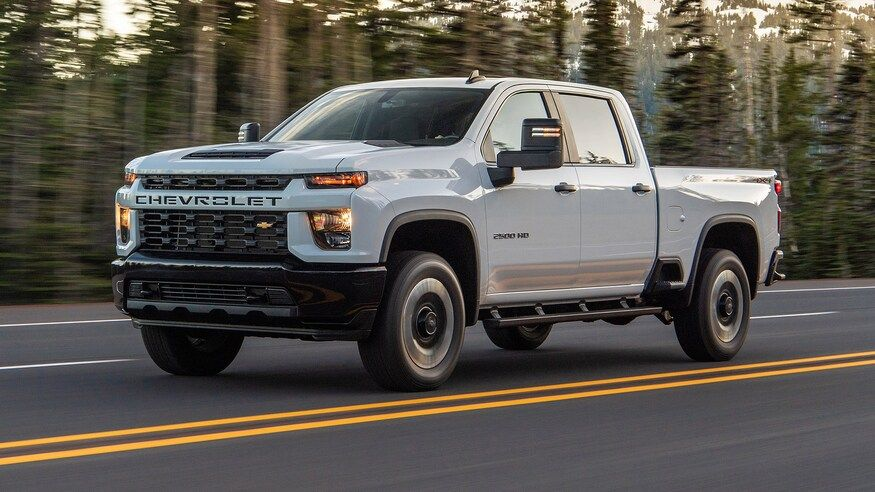 2020 Chevy 2500hd Gas Engine Review Feels Free To Follow Us Di 2020