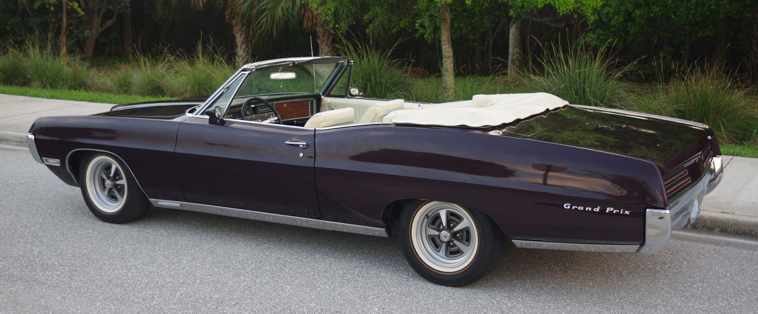 1967 pontiac grand prix convertible