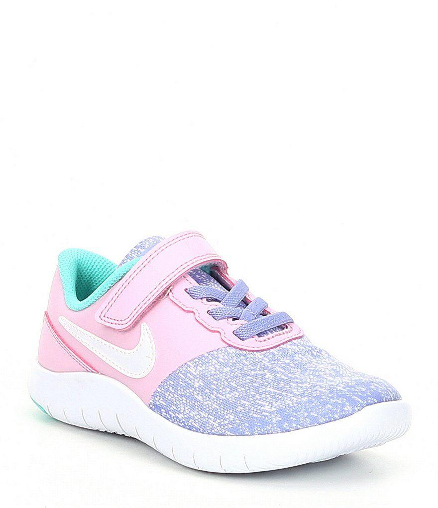 a8523ffad678b Nike Girls  Flex Contact Running Shoes in 2019