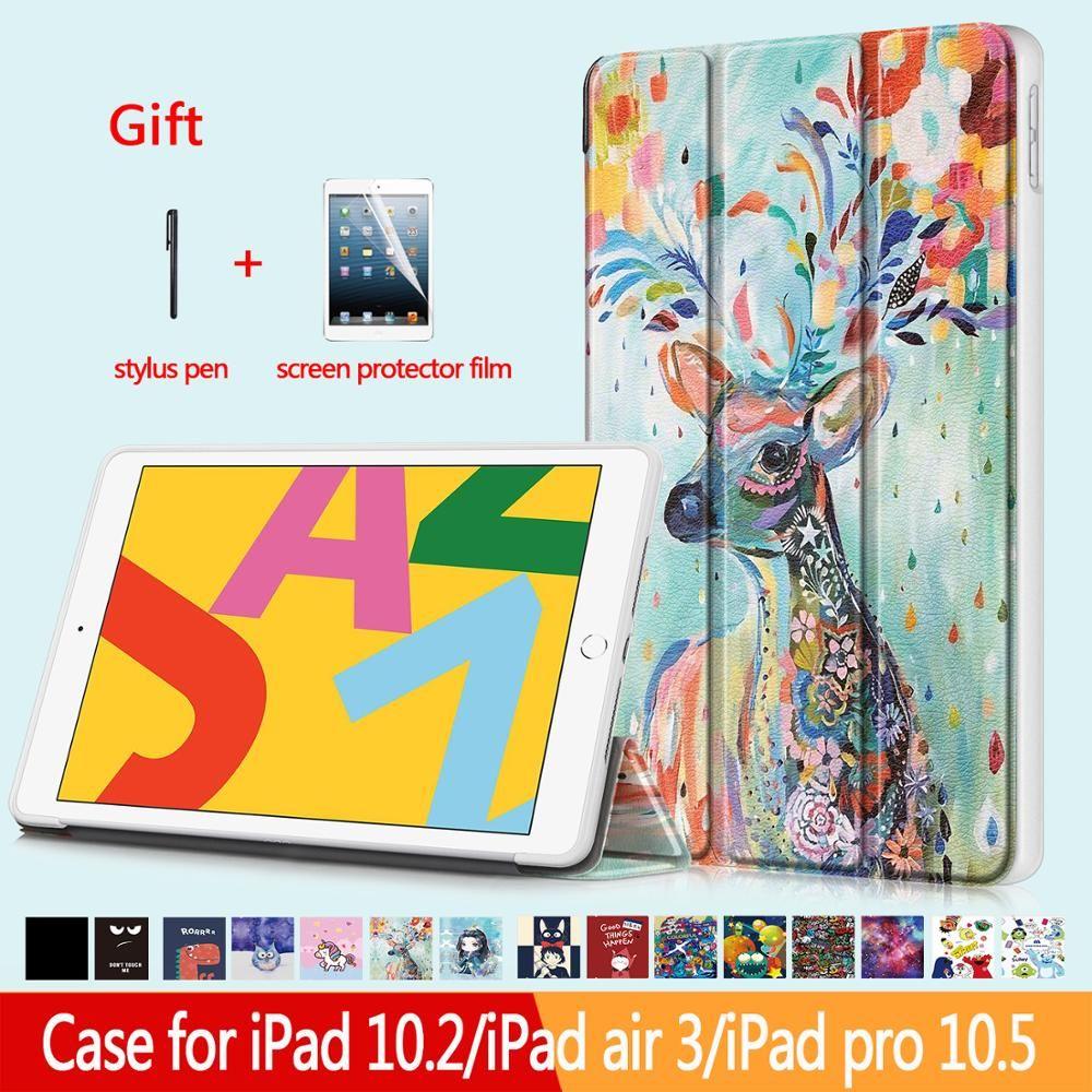 Ipad Cover For Ipad 7th Generation Case New Ipad 10 2 Case With Auto Wakesleep Ipad 10 5 Ipad Air 3 Protective Cover Discount 40 Ipad Cover New Ipad Ipad
