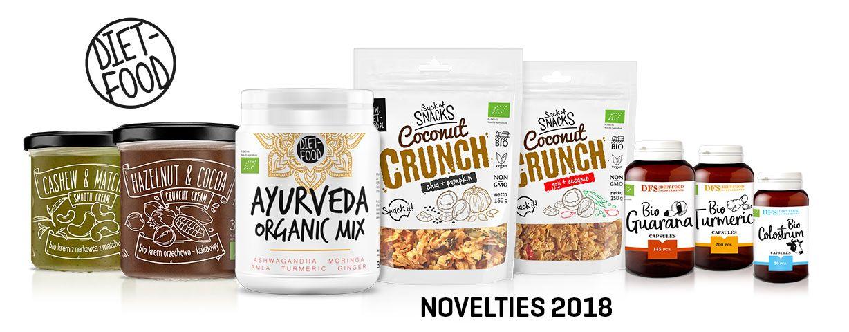 Novelties Of Diet Food In 2018 Organic Snacks Diet Recipes Diet