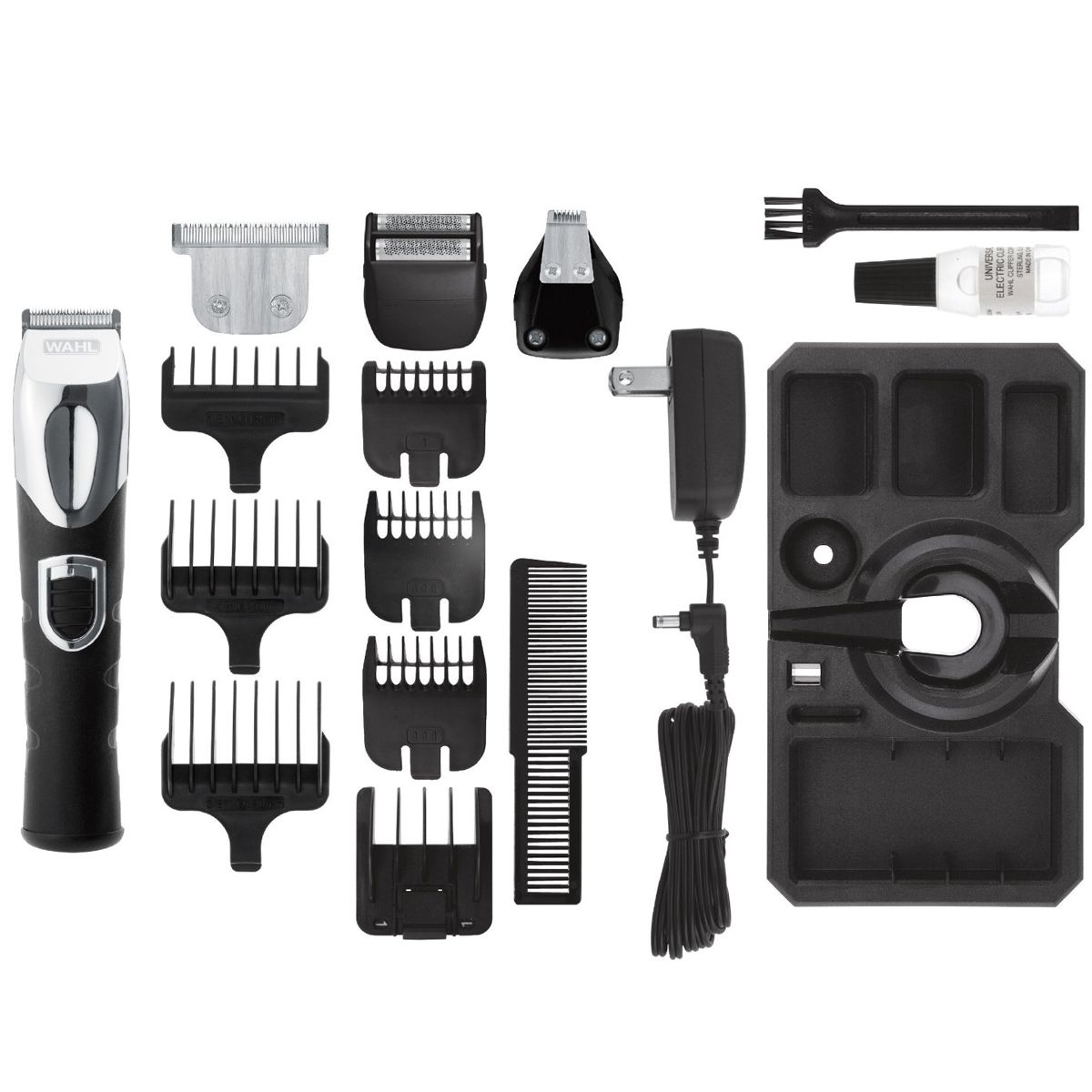 Wahl 3266 Trimmer Kit All-in-One li-ion  0d3915b00585