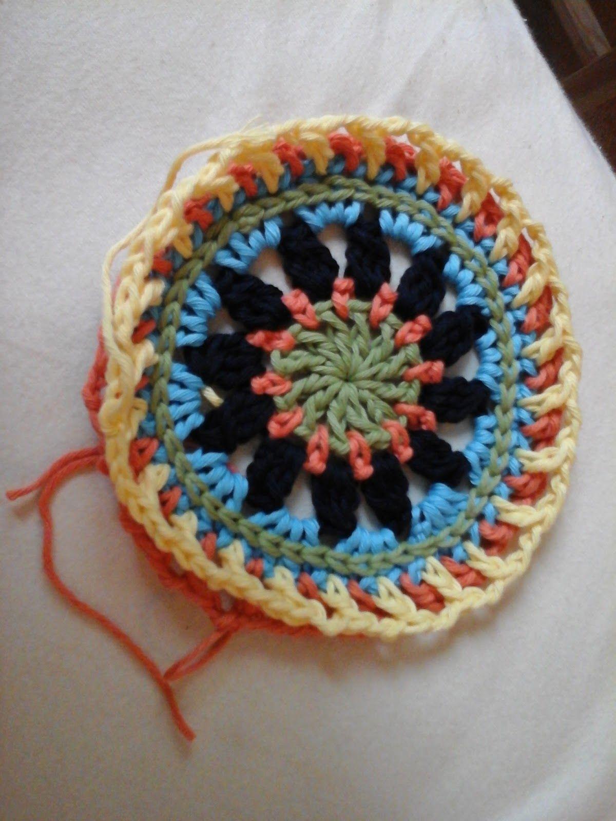 Mein Schmuckkistchen Anleitung Little Spring Mandala Deutsch