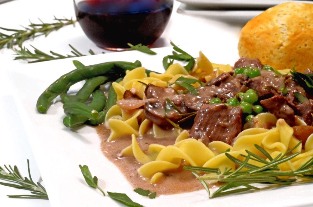 Slow Cooker Rosemary Beef Tips Recipe -  Platter Talk