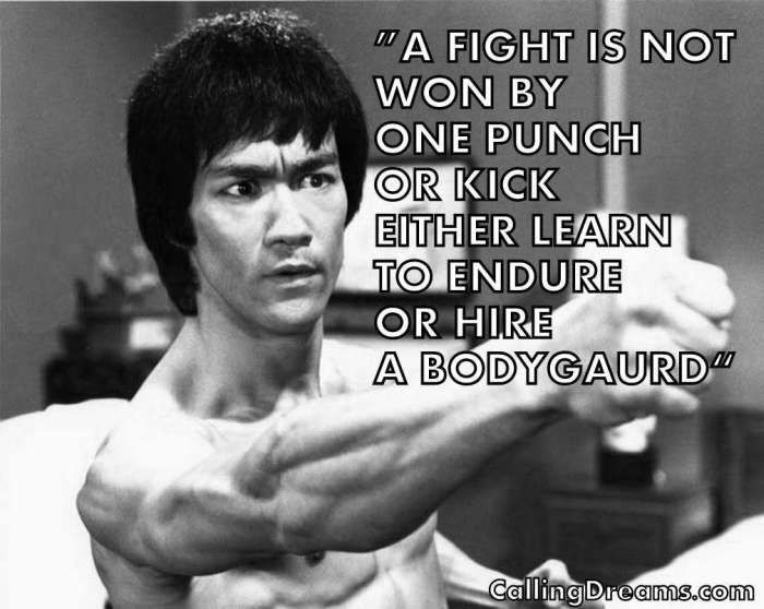 10 Inspiring Fight back Quotes by Bruce Lee (Images ...