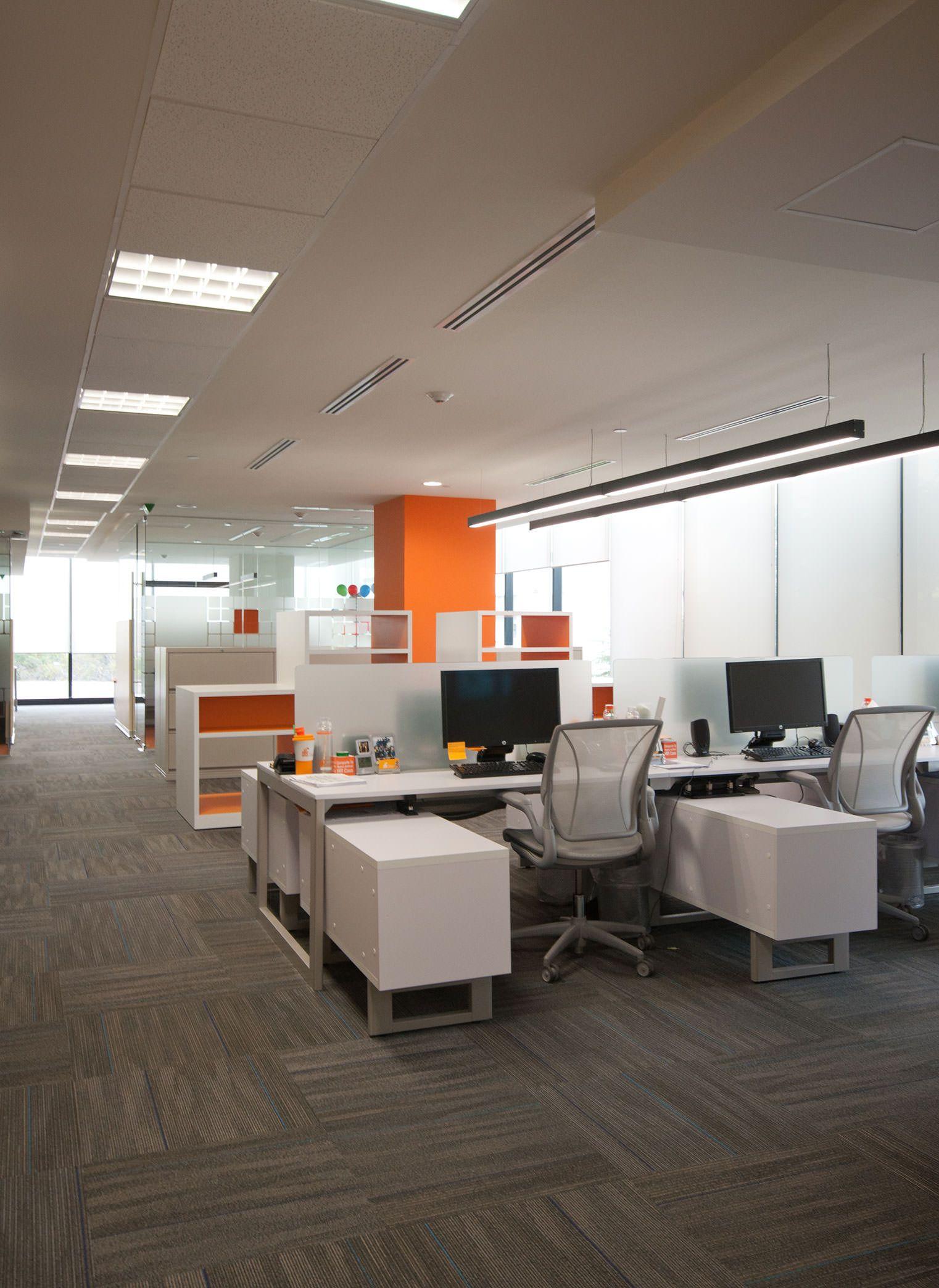 Hir casa dise o de interiores en oficinas interior for Mobiliario de oficina