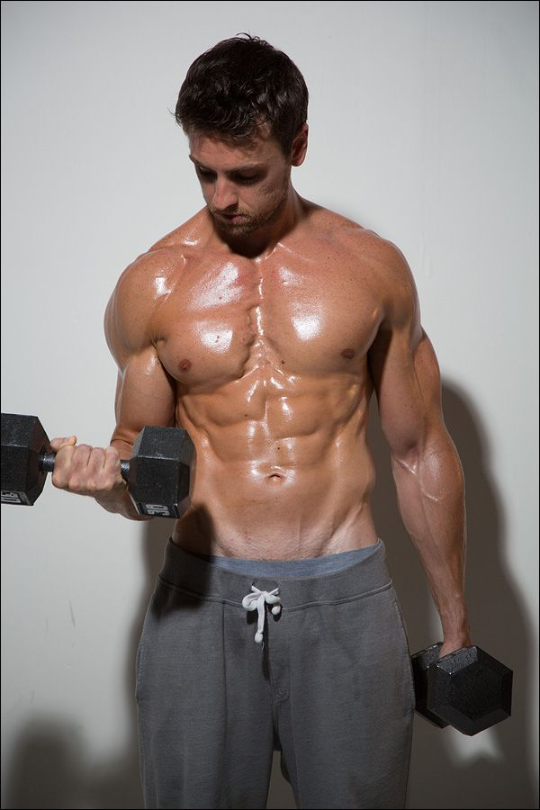 how to cut weight and get abs