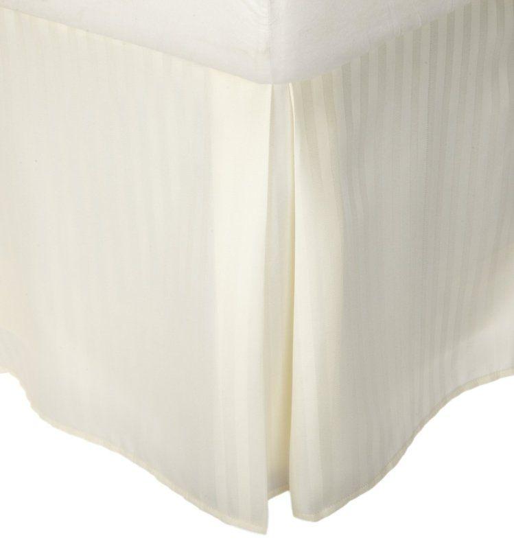 Patric Bed Skirt Bedskirt Striped Bedding Bed Skirt Pattern