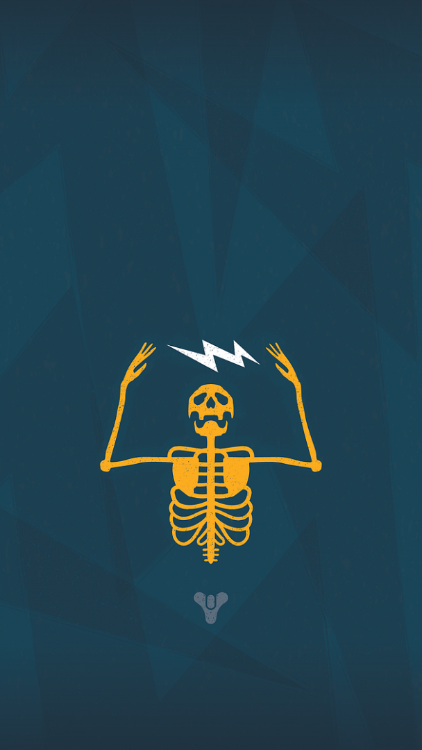 Destiny Rune of the Machine IPhone Wallpaper Mobile