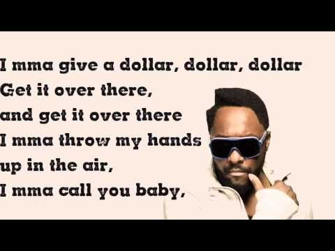 Will I Am It S My Birthday Lyrics Youtube Lyrics Its My Birthday Music Songs