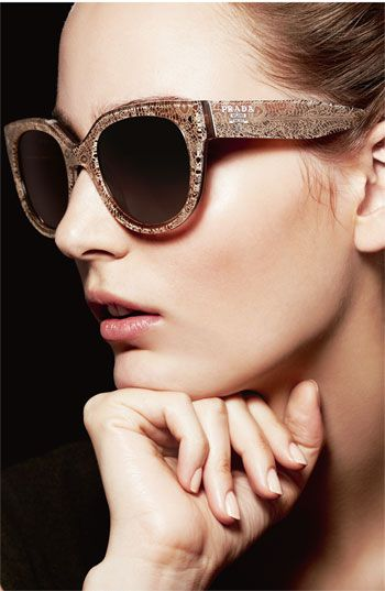 Prada Cat's Eye Sunglasses   Nordstrom